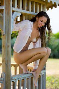 femme mure nue du 32